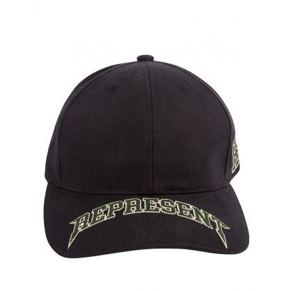 Black Varsity Cap