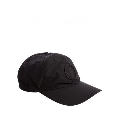 Black Nylon Cap