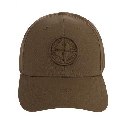 Green Compass Logo Patch Cap
