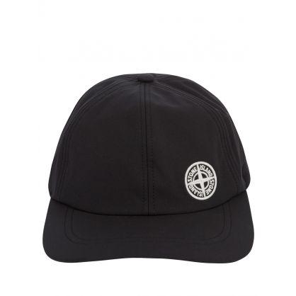 Black e-Dye Compass Logo Cap