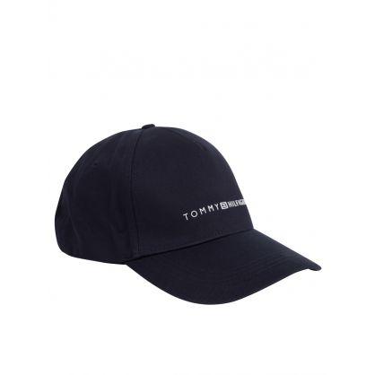 Navy Uptown Cap