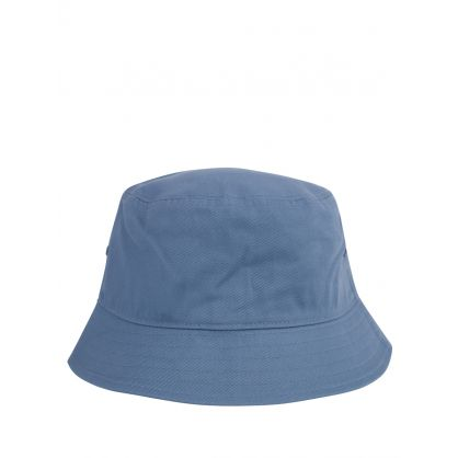 Indigo Established Logo Bucket Hat