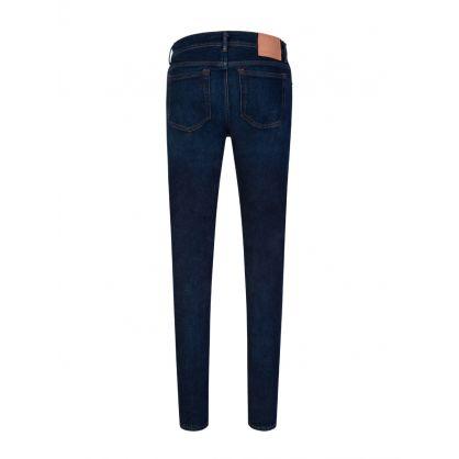 Navy North Dark Blue Jeans