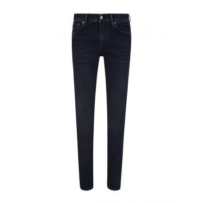 Navy North Blue Black Jeans