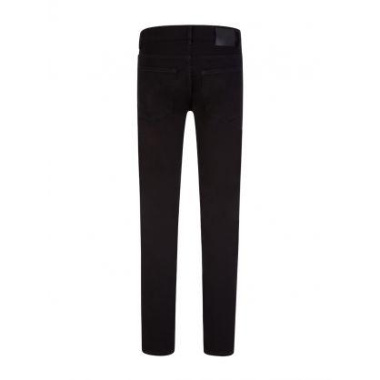 Black Delaware3 Slim-Fit Jeans