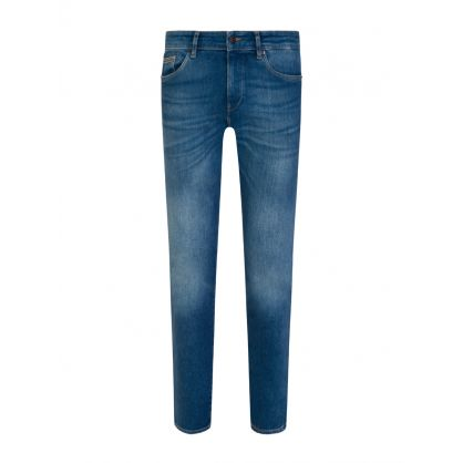 Blue Delaware3 Slim Fit Jeans