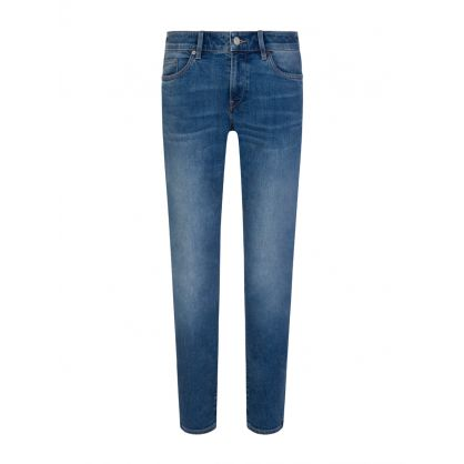 Blue Slim-Fit Delaware3-1 Jeans