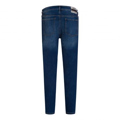 Bright Blue  634 Jeans