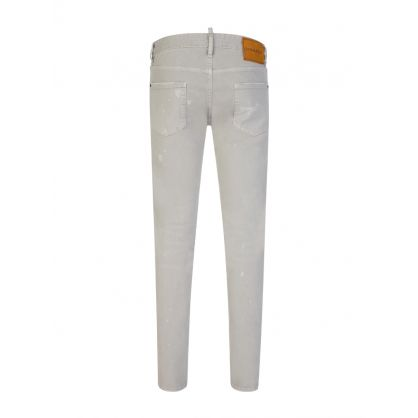 Grey Cool Guy Jeans