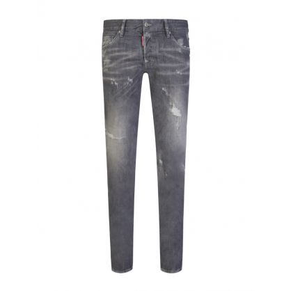 Grey Wash Slim Jeans