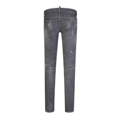 Grey Wash Slim Jeans
