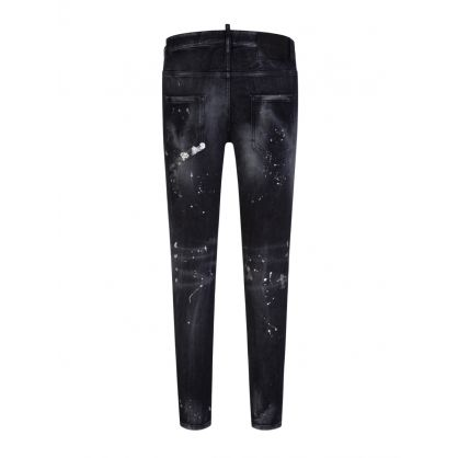 Black Wash Super Twinky Jeans