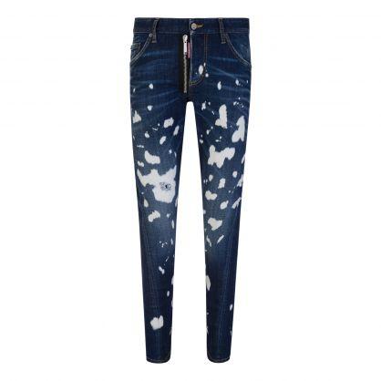 Blue Milano Sexy Twist Jeans
