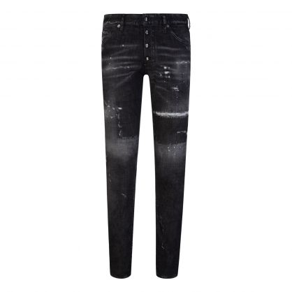 Black ICON Cool Guy Jeans