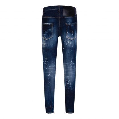 Blue Super Twinky Skinny Fit Jeans