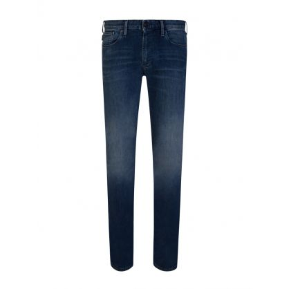 Blue Denim J06 Slim Fit Jeans
