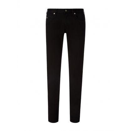 Black J10 Extra Slim Jeans