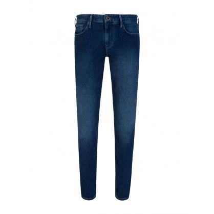 Blue J06 Slim Jeans