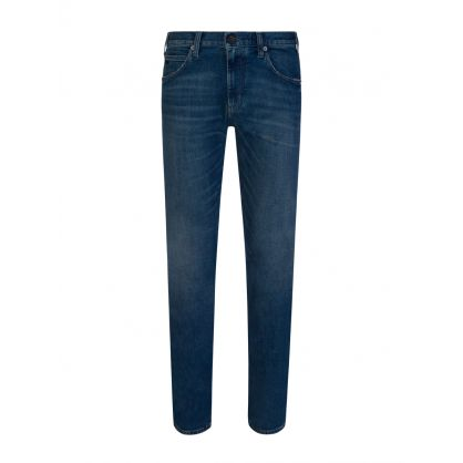Blue Denim Regular J45 Gabardine Jeans
