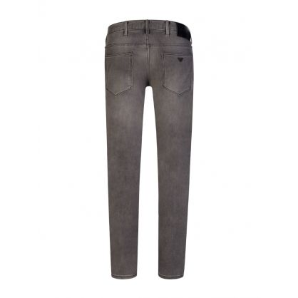 Grey J06 Slim Fit Jeans