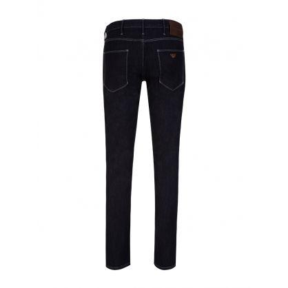 Dark Navy Slim-Fit J06 Jeans