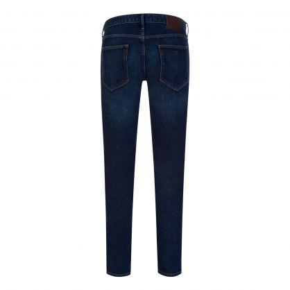 Blue J06 Slim Fit Comfort Jeans