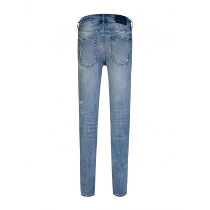 Blue Skinny-Fit Van Winkle Vertigo Jeans