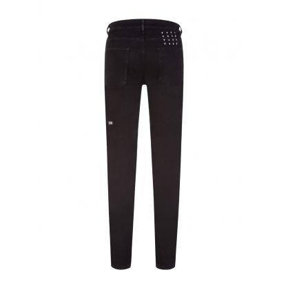 Black Van Winkle Rebel Jeans