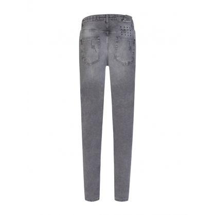 Grey Chitch Prodigy Trashed Jeans