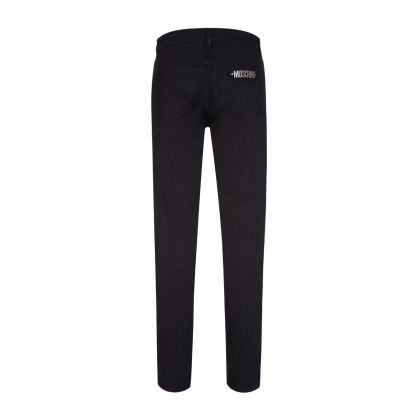 Couture Black Jeans