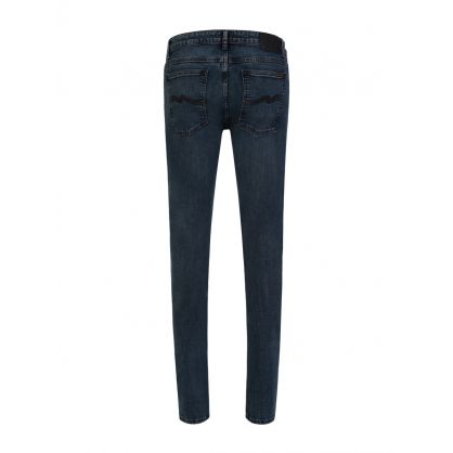 Black Yard Skinny Lin Blue Jeans