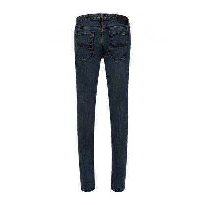 Black Yard Skinny Lin Blue Jeans