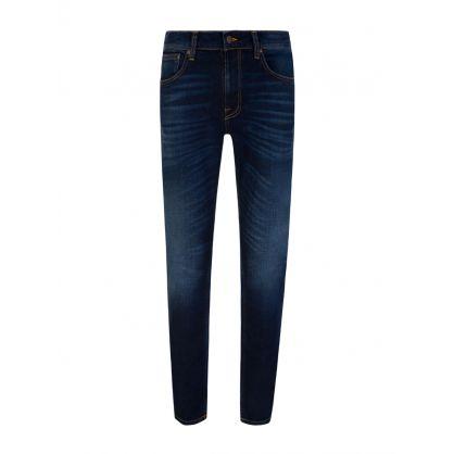 Blue Lean Dean Jeans