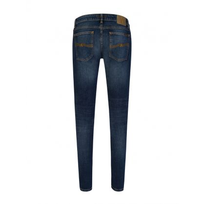 Blue Indigo Skinny Lin Jeans