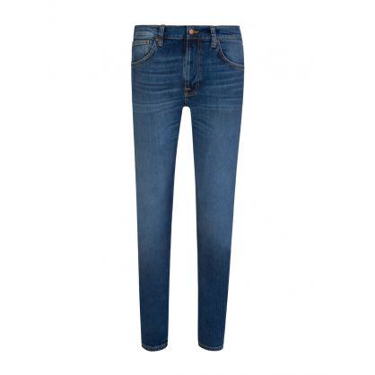 Blue Lean Dean Slim Fit Jeans