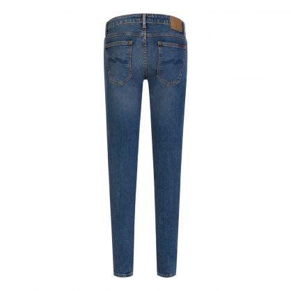 Blue Indigo Master Skinny Lin Jeans