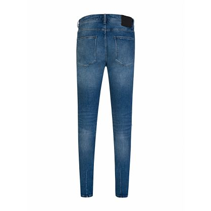 Blue Skinny-Fit Rebel Jeans