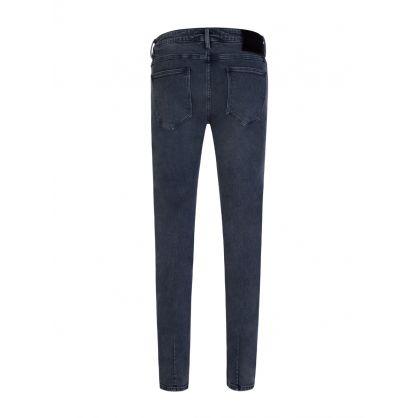 Black Iggy Heroes Skinny Jeans