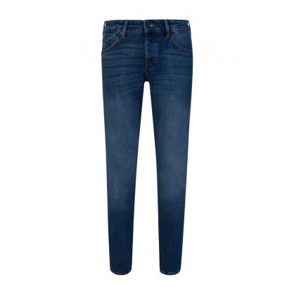 Blue Skinny Fit Iggy Jeans