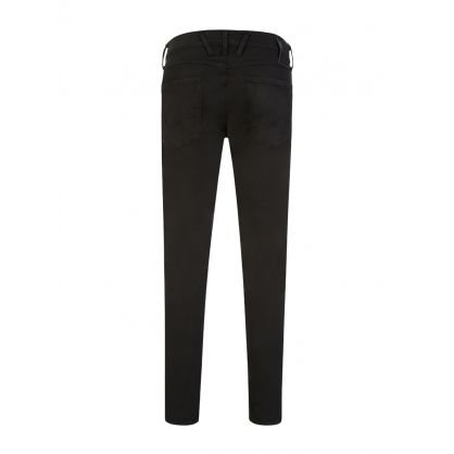 Black Anbass Hyperflex Colour Edition Jeans