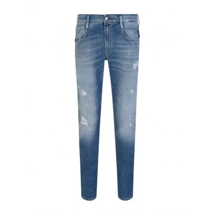 Light Blue Anbass 573 Bio Jeans