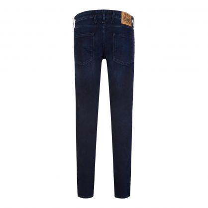Dark Navy Blue Anbass Jeans