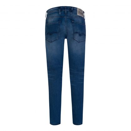 Blue Anbass Slim Fit Jeans