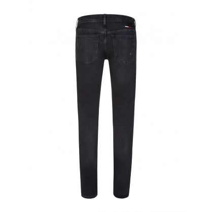 Black Extra Slim-Fit Layton Jeans