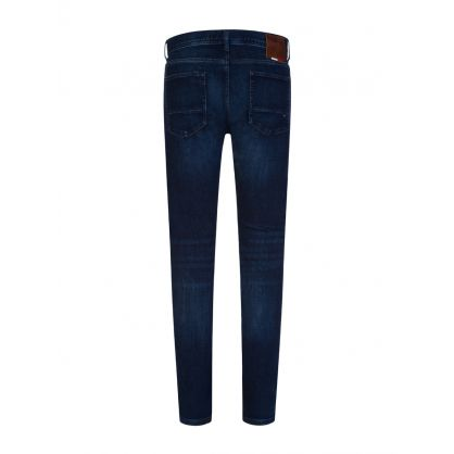Blue Slim Fit Bleecker Jeans