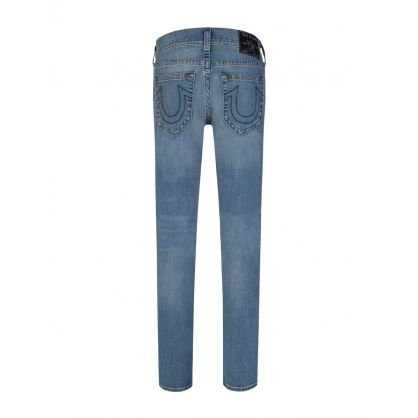 Blue Rocco Relaxed Skinny Jeans