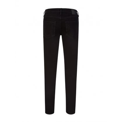 Black Tony No Flap Jeans