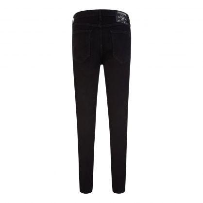 Black Super Skinny Tapered Jack Jeans