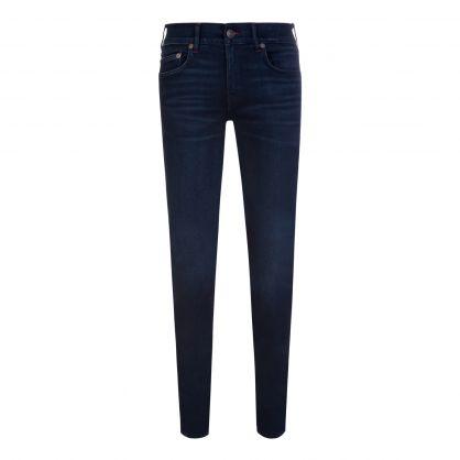 Blue Rocco No Flap Jeans