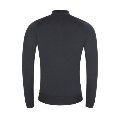 Grey Barrow 1/4 Zip Jumper